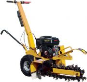 Lumag GF450 196cc Petrol Trencher With Loncin Engine